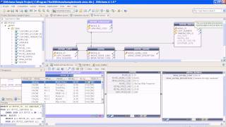er diagram sql database tool dbschema youtube - Dbschema Informix