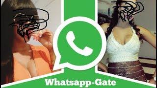 Scandale sur Whatsapp, Un homme piégé entrain de !!!