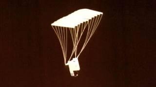 getlinkyoutube.com-Micro moter Paraglider 20110116 IAC-ASO 飛行会