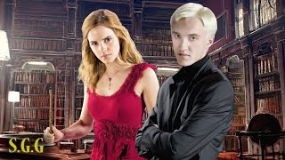 getlinkyoutube.com-Harry Potter - Draco Dating Hermione? Dramione