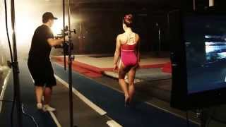 getlinkyoutube.com-McKayla Maroney - Adidas Photoshoot