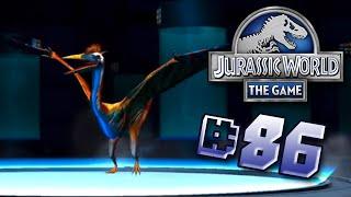 getlinkyoutube.com-Alanqa Flies! || Jurassic World - The Game - Ep 86 HD