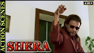 Shera Movie Zabardast Action Scenes | Mithun Chakraborty |