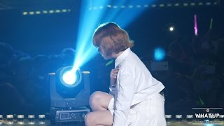 getlinkyoutube.com-[4k] 151104 지마켓 콘서트 STAGE 7 에이핑크 하영 리멤버 직캠