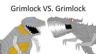 getlinkyoutube.com-Grimlock VS Grimlock