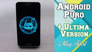 getlinkyoutube.com-Dale Vida a tu Android | Instala Android Puro Lollipop 5.1.1 (CyanogenMod 12)