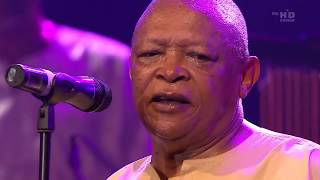 Hugh Masekela The Late [Living] Jazz Legend Performs Stimela width=