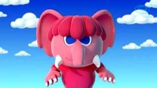 getlinkyoutube.com-Enganchado  El tallarín - El mamut chiquitito - El cocodrilo - Incy Wincy araña - Una viborita
