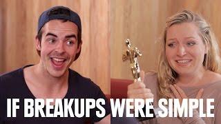 If Breakups Were Simple
