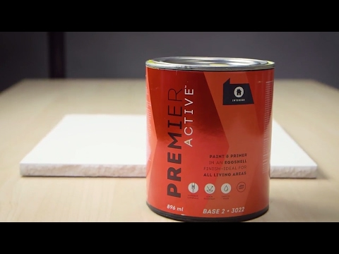 Premier Paint is Stain Resistant - Cool Eh?