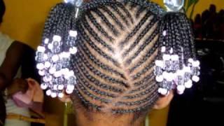 getlinkyoutube.com-HairandBeautyDirect Black and Mixed Race Childrens Hairstyle Slideshow