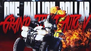 getlinkyoutube.com-One Million Dollar Journey | GTA V #1