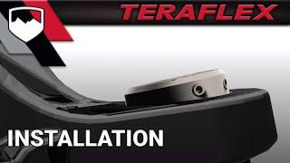 getlinkyoutube.com-TeraFlex Install: JK HD Replacement Ball Joint
