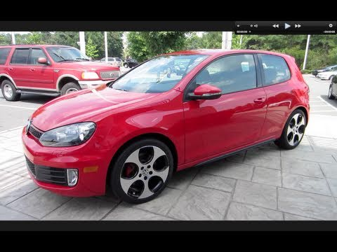 2011 Volkswagen GTI 6-spd Start Up, Exhaust, and In Depth Tour