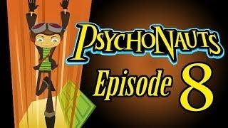 getlinkyoutube.com-Creepiest Easter Egg Ever... - Psychonauts: Episode 8