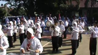 MARCHING BAND SMP AL AZHAR SYIFA BUDI CIBINONG