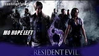 getlinkyoutube.com-''Resident Evil 6 Film No Hope Left'' Film HD. In chronological Order.