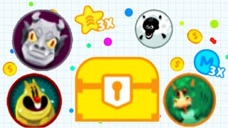 getlinkyoutube.com-Agar.io Special Quest For Secret Skins Epic Agario Gameplay!