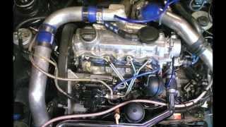 getlinkyoutube.com-Fast Golf  MK2 TDI! 220HP and 385NM