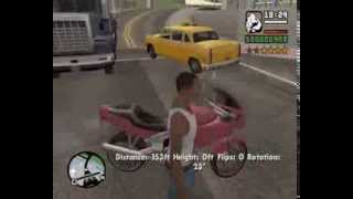 getlinkyoutube.com-How to get the Bullet at the very beginning of the game - GTA San Andreas