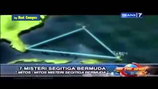 Misteri Terungkap!! Rahasia dibalik Segitiga Bermuda