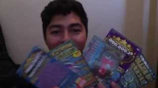getlinkyoutube.com-Playing $101 CA lottery Scratchers
