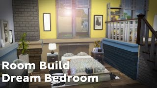 getlinkyoutube.com-The Sims 4: Room Build - Dream Bedroom