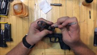 Taurus PT111 G2: Disassemble, Clean, Lube