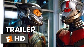 Ant-Man and the Wasp Trailer #2 (2018) | Movieclips Trailers width=