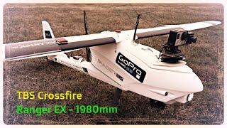 TBS Crossfire FPV Coastal Flight - Ranger EX 1.2/3 GHz vTx