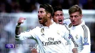 Champions League : Real Madrid - PSG en exclusivité sur beIN SPORTS width=
