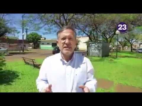 População de Campo Mourão protesta contra atitude da Administração Municipal