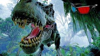 getlinkyoutube.com-CRYTEK Dinosaur Island DEMO ANAGLYPH 3D RED CYAN HD 1080p