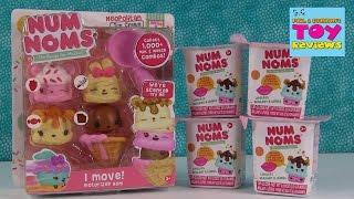 getlinkyoutube.com-Num Noms Neopolitan Pack + Blind Packs Series 1 Motorized Toy Review   PSToyReviews