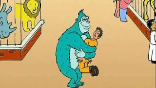getlinkyoutube.com-Between the Lions: Chicken Jane & the Gorilla