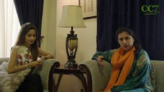 Interview of Sajal Ali by Dj Shahpara