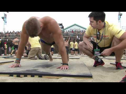 CrossFit Games - Men's Beach Event - Games Vault