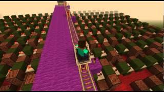 getlinkyoutube.com-Song of Healing- Legend of Zelda: Majora's Mask with Minecraft Note Blocks
