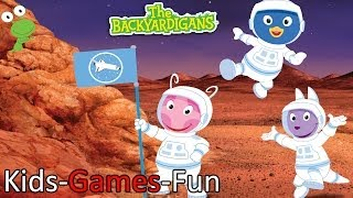 getlinkyoutube.com-Backyardigans Mission to Mars Game - Full Game for Kids - Dora the Explorer