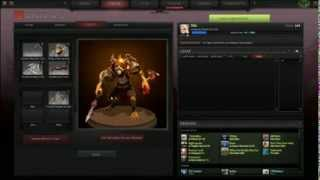 getlinkyoutube.com-Dota 2 Item: Dark Tracer In-Game Preview