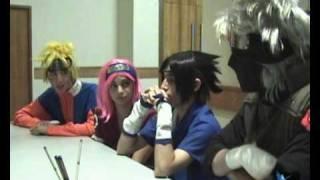 getlinkyoutube.com-KONOHA MATSURI, Naruto Live Action: La Cara de Kakashi by FanCon