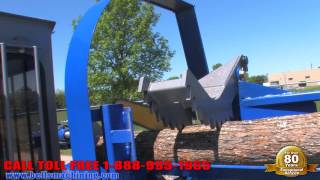 getlinkyoutube.com-4000 SERIES Firewood Processor - Bar Saw