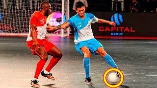 getlinkyoutube.com-Most Humiliating Skills & Goals ● Futsal ● #7