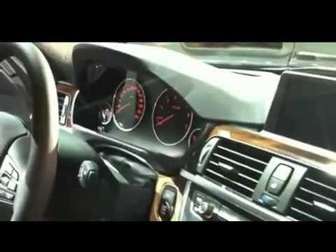 EXCLUSIVE :: NEW BMW 3 Series 2012 test drive showing the interior & exterior Demo...-Trailer