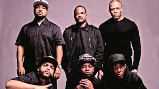 Dr Dre - Darkside Gone feat. King Mez, Marsha Ambrosius & Kendrick Lamar (Instrumental HQ)