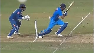 Nidahas Trophy: KL Rahul first Indian to be dismissed hit-wicket in T20Is