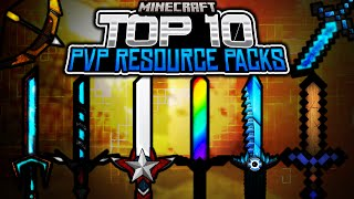 getlinkyoutube.com-Top 10 Minecraft PvP Texture/Resource Pack [1.7/1.8/1.9]
