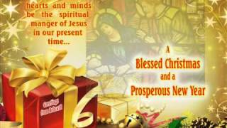 a blessed christmas and a prosperous new year to all youtube - Have A Blessed Christmas