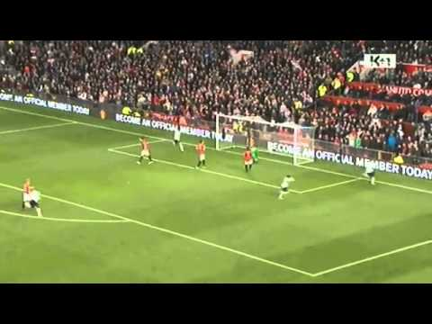 Man United 2-3 Tottenham (Vòng 6 Premier League 2012_13)