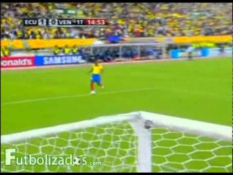 Ecuador 2 - Venezuela 0. Eliminatorias Sudamericanas 2014.